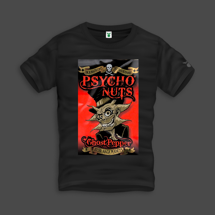 c6cce3564089 Psycho Nuts Men T-Shirt - T-Shirts MosquitoKillers